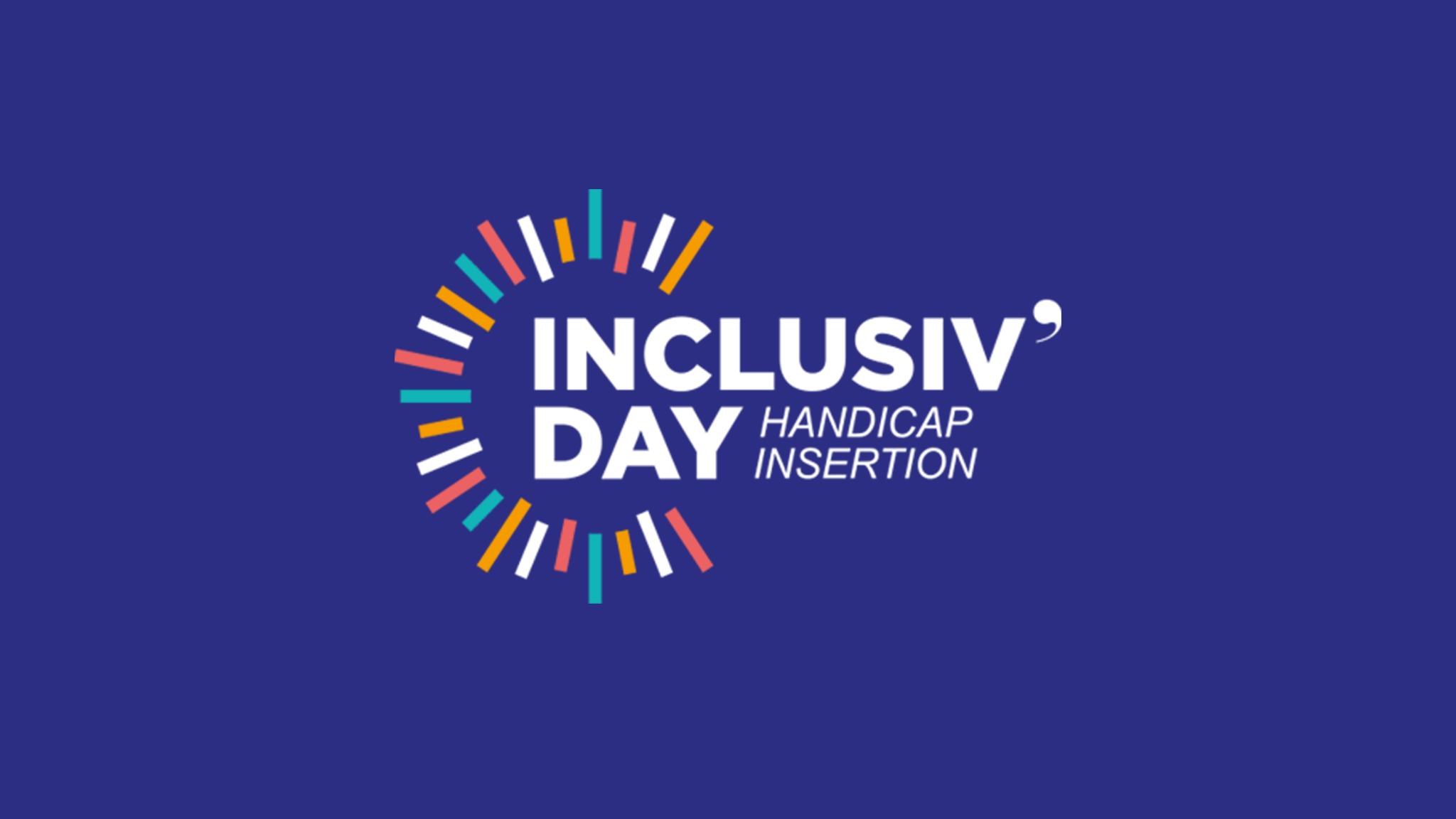 Inclusiv'Day - Handicap et Insertion