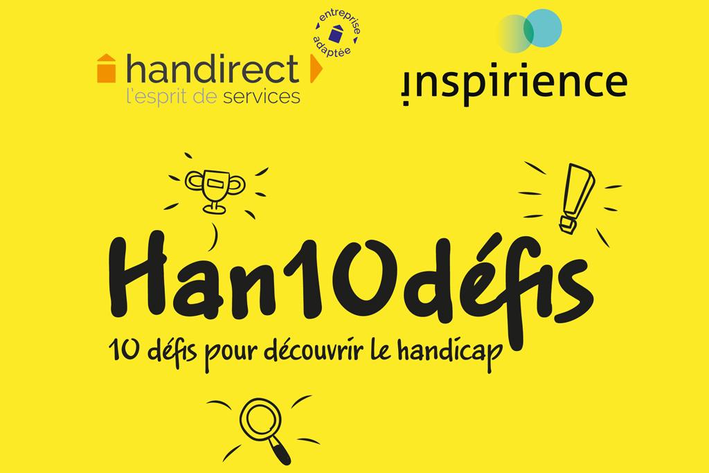 Han10défis, 10 défis pour découvrir le handicap