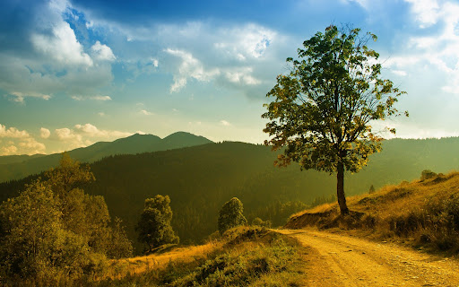 Randonnée entre campagne et montagne